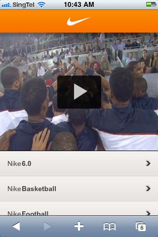 Nike Mobile